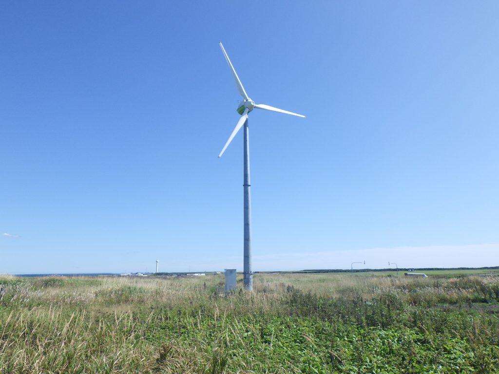 伊良湖 風車